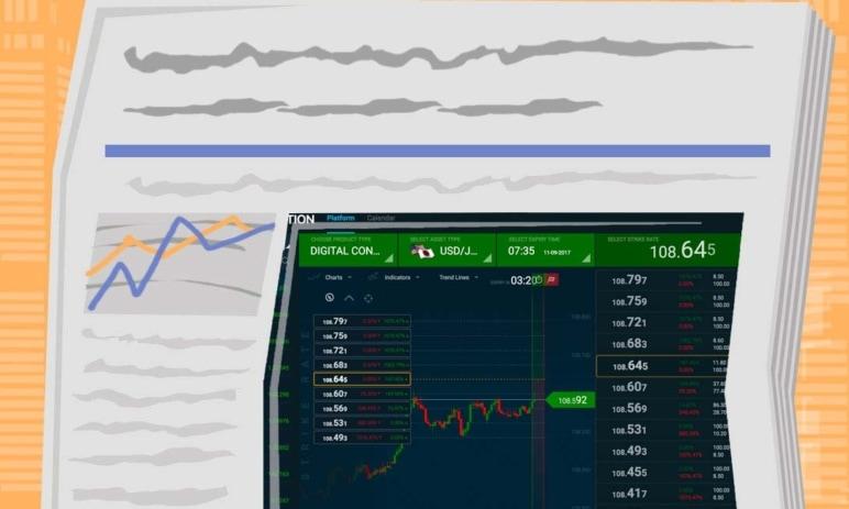 Novinka: DigitaI contract opce a IQ Option na vrcholu