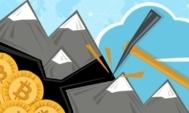 těžba kryptoměn v cloudu (cloud mining)