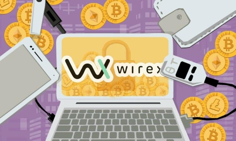 Návod: Založení peněženky Wirex krok za krokem