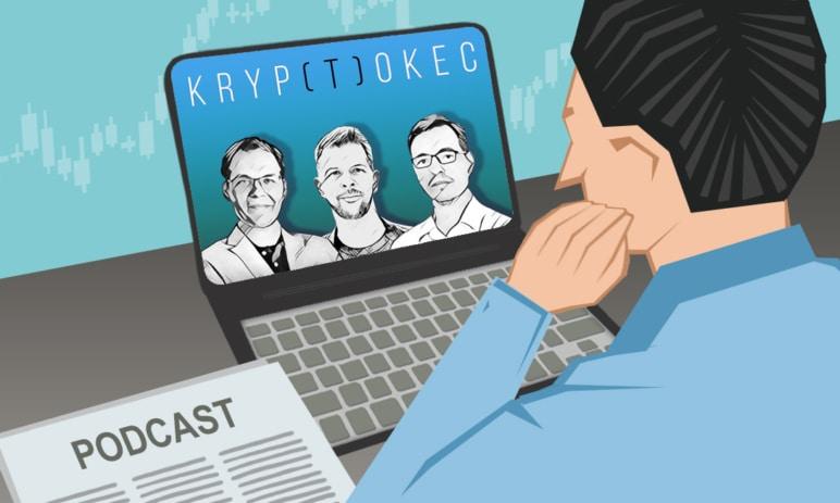 4. díl podcastu Kryptokec: Security tokeny