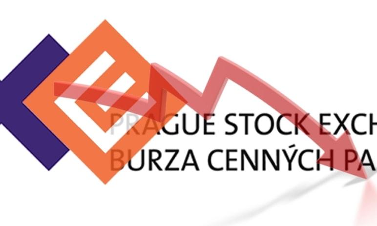 Akcie ČEZ i index PX už několik dní vřadě klesají