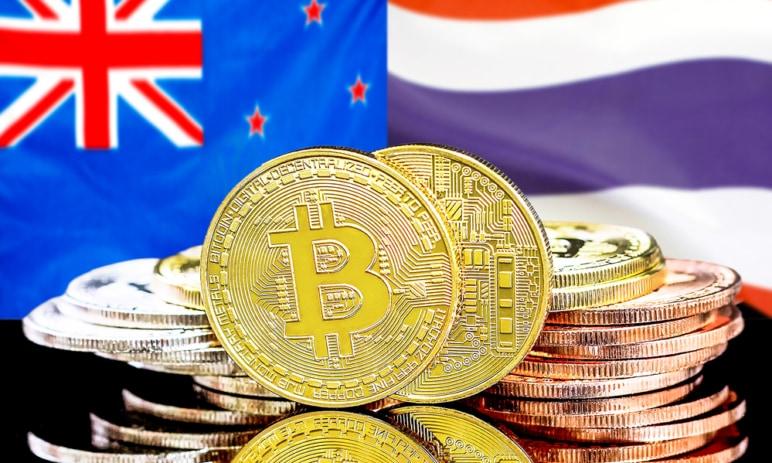Kryptoměny jsou legální a zdanitelné: Nový Zéland nabídne mzdu v kryptoměnách