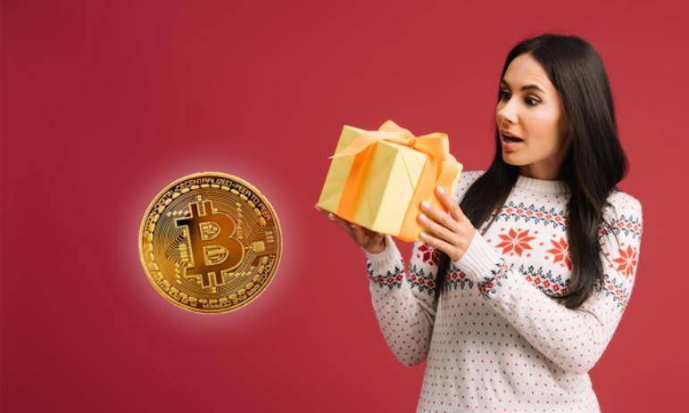 Sháníte dárek na poslední chvíli? Darujte pod stromeček Bitcoin!