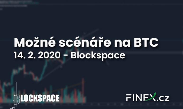 [Bitcoin] Analýza 14. 2. 2020 – Bitcoin dokončuje strukturu, jaké jsou scénáře?