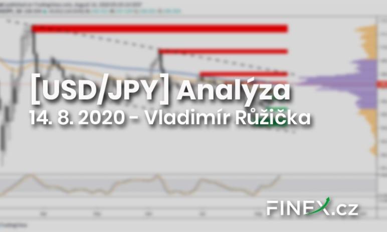 [Forex] Analýza USD/JPY - Japonský jen testuje důležitou rezistenci