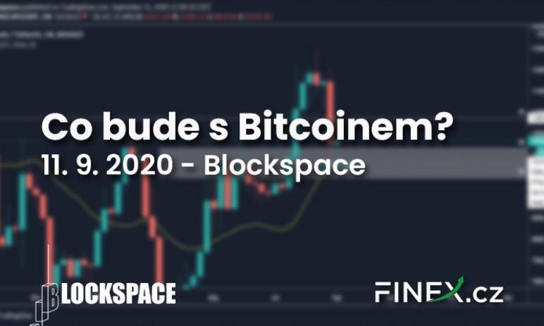 [Bitcoin] Analýza 11. 9. 2020 – Bitcoin v akumulaci - na jak dlouho?