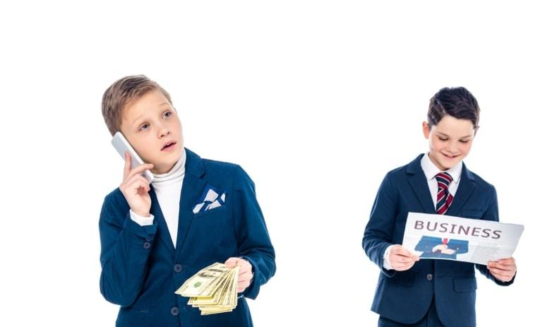 Jak naučit děti investovat – Jde to už od předškolního věku. Jak na to?