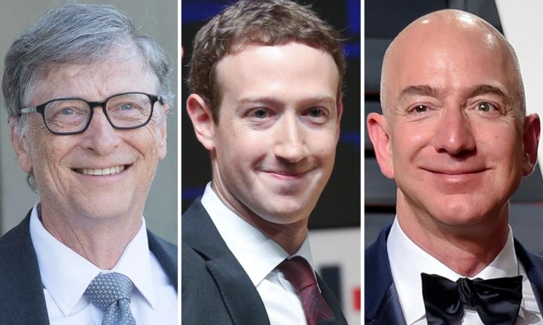 Bohatí bohatnou, chudí chudnou - o kolik si přilepšilo 5 nejbohatších lidí světa během pandemie koronaviru?
